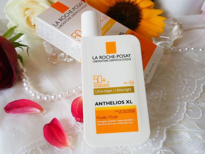敏感肌!夏の日焼け止めラ ロッシュ ポゼ「敏感肌用」アンテリオス XL フリュイド