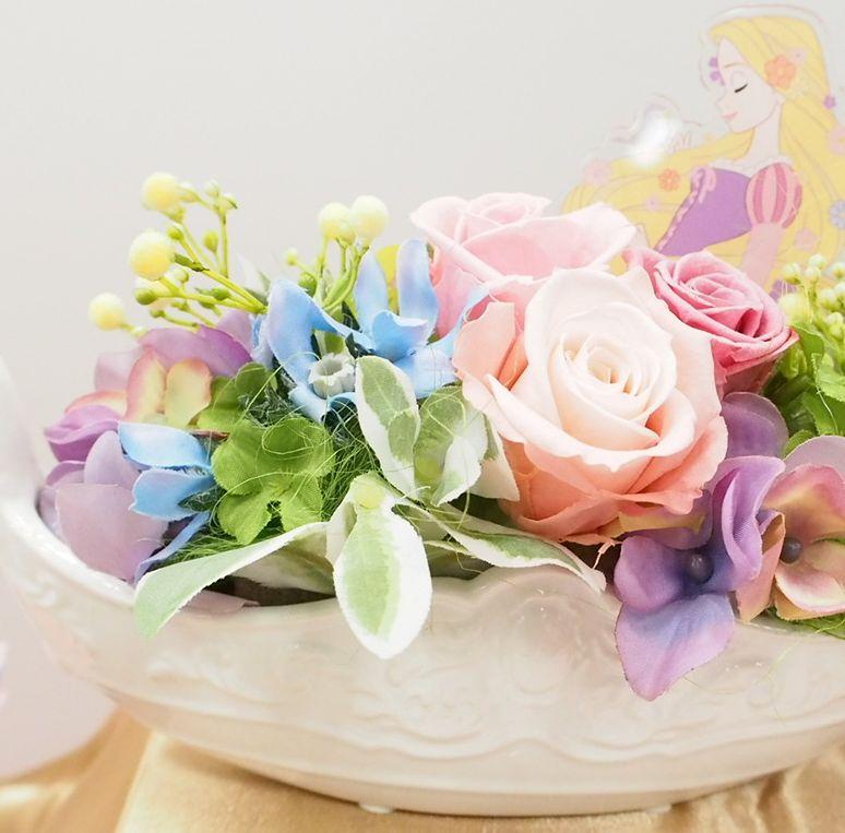 8月のお誕生日には日比谷花壇のブリザードフラワーがおすすめ