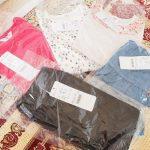 我が家の福袋その1.アカチャンホンポの福袋3000円、女の子用購入の中身拝見
