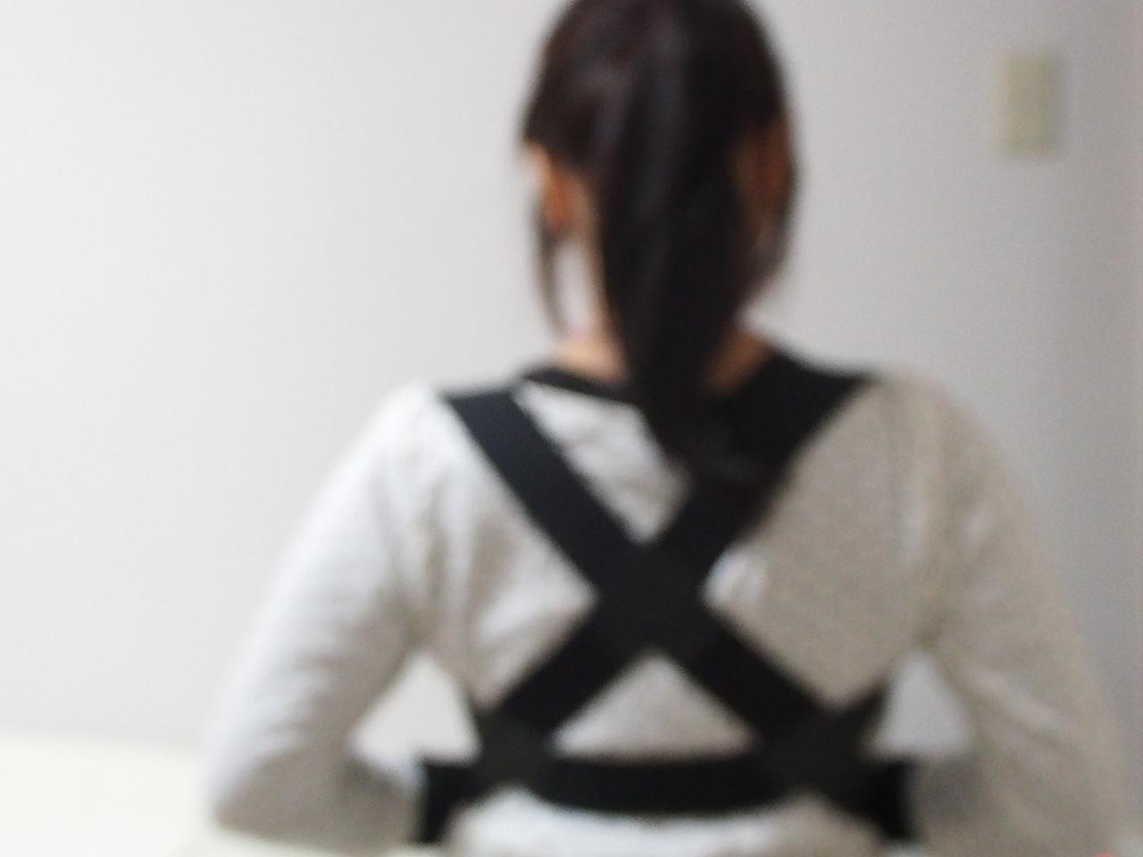 MTGの体幹「スタイル ビーエックス」背中矯正で美姿勢作れます