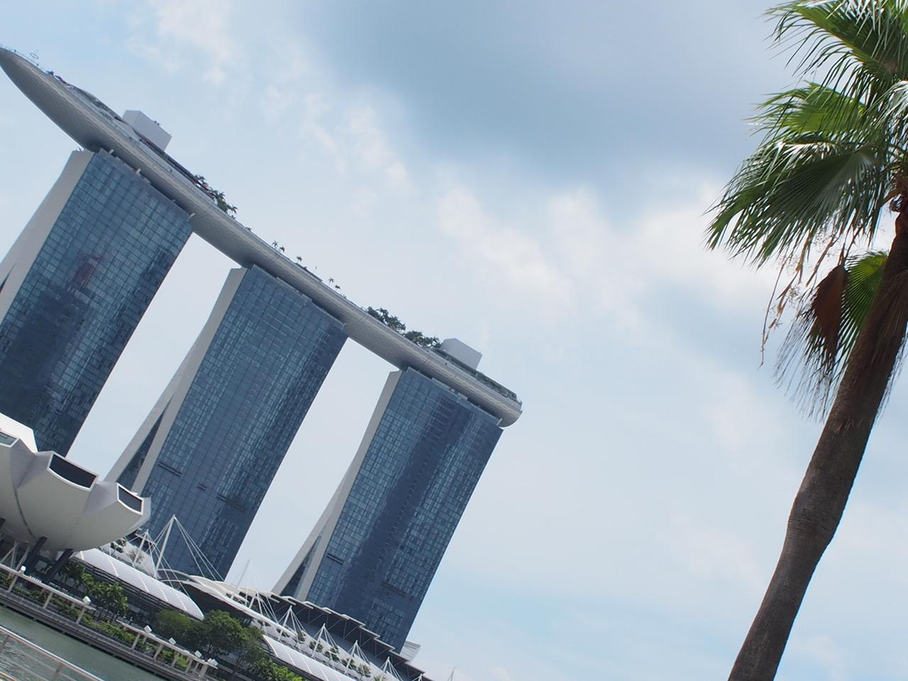 春の女子旅は断然シンガポール!場所もフードも華やかショットでインスタアップ間違いなし