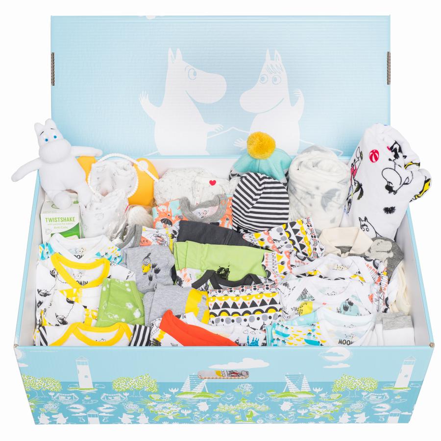 ファーストベビーに贈るフィンランドからの「Finnish Baby Box」は喜ばれる出産祝い